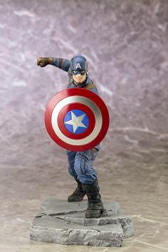 ArtFX+ Captain America: Civil War - Captain America