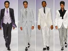 Men's Formal Garments