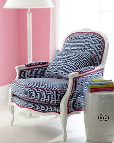 Lilly Pulitzer Chair