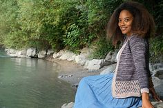 The Walk in the Dawn Cardigan is knitted top-down, flat, with a mosaic hem. It starts with the body in the main Cardigan Pattern, Dawn, Free Pattern, Cardigans, Mosaic, That Look, Walking, Flat, Ravelry