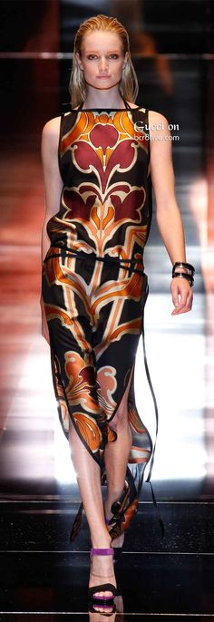 Gucci Spring 2014 | The House of Beccaria