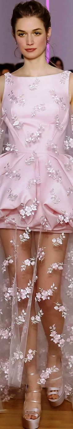 Georges Chakra Couture Spring 2018