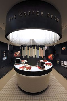 nespresso tasting bar - Google Search