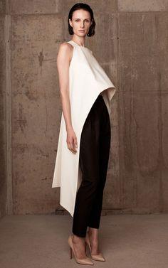 Rosie Assoulin Resort 2014 Trunkshow Look 2 on Moda Operandi