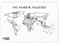 World Blank Map Pdf Within Maps Of The Besttabletfor Me