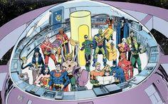 DC Comics: Justice League Of America