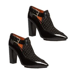 MAD ABOUT MICROSTUD SHOES | Rock Embellished Footwear For A Punk-Chic Look | Rebecca Minkoff