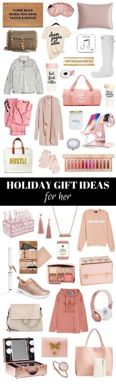 Holiday Gift Ideas | Gift Ideas For Her | Gifts For Her | Gifts For Mom | Gifts For Your Best Friend | Best Friend Gifts | Sister Gifts | Christmas Gift Ideas | Christmas Gift Guide | Holiday Gift Guide
