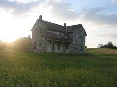 Near Burr, Nebraska. Photo by LCHN.