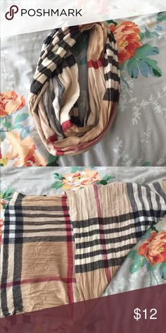 Scarf Never Worn tube scarf. Not polo just for exposure Accessories Scarves & Wraps