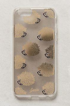 Hedgehog iPhone 6 Case #anthropologie
