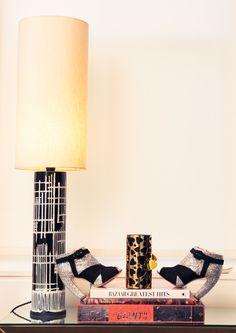 Shine bright like a Miu Miu ankle bootie. http://www.thecoveteur.com/lisa-eldridge/
