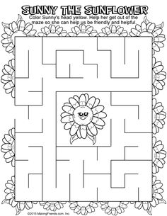 MakingFriends Daisy Yellow Petal Maze Print this maze for Daisies working on their Yellow Petal, Friendly and Helpful. Girl Scout Daisy Activities, Girl Scout Songs, Girl Scout Shirts, Girl Scout Badges, Girl Scout Leader, Girl Scout Troop, Girl Scout Crafts, Brownie Girl Scouts, Girl Scout Daisy Petals