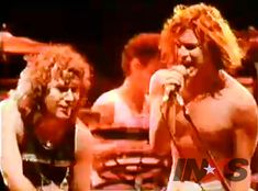 INXS Michael Hutchence & Jimmy Barnes - Good Times (Live) Mary Mary....  AWESOME Australian dudes