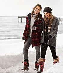 #inspiracje, #na zimę, #winter look, #zima, #winter outfit, #buty na zimę…