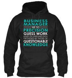 Business Manager - We Do #BusinessManager