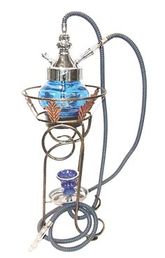 Royal Bracket Hookah-I will soon build one with a displaced bowl