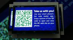 'QR Codes in the Library' - This video highlights ways QR codes are being used in the IRC at AU Library.