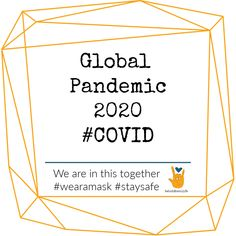 We are in this together! #wearamask #staysafe #coronavirus #COVID-19 #COVIDupdates #COVIDinformation