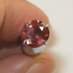 Pinkish Orange Zircon 2.34 carat