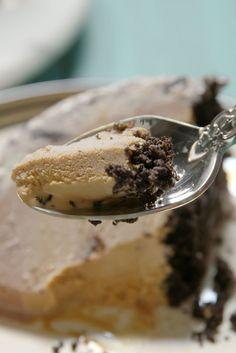 Oreogasm Ice Cream Bombe