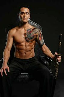 mark dacascos qartulad
