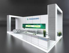 Выставочный стенд компании «Фосагро» | Okeystudio