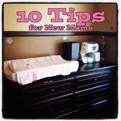 10 tips for New Moms