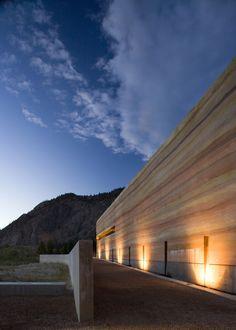 Nk'Mip Desert Cultural Centre; Osoyoos, BC V0H, Canada - DIALOG