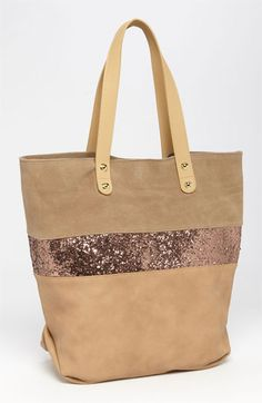 Steve Madden 'All That Glitters' Tote | Nordstrom