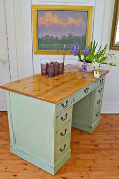 adding a pine board top to desk,table, cabinet etc