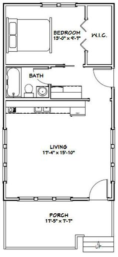 Build a Shed on a Weekend - Our plans include complete step-by-step details. If you are a first time builder trying to figure out how to build a shed, you are in the right place! The Plan, How To Plan, Small House Plans, House Floor Plans, Tiny Home Floor Plans, 1 Bedroom House Plans, Studio Floor Plans, Shed House Plans, Saint Claude