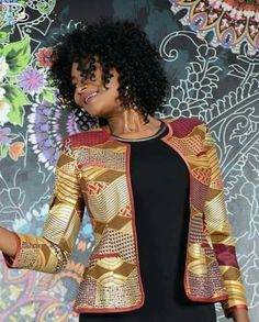 African clothing & Ankara Styles for this Wednesday African clothing & Ankara Styles for this Wednesday - Reny styles African Fashion Ankara, African Inspired Fashion, African Print Dresses, African Print Fashion, Africa Fashion, African Dress, African Blouses, African Tops, African Women