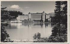 1930's Canada Postcard.Hagins collection.