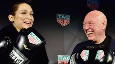 Tag Heuer taps bold confidence of Bella Hadid to court youth