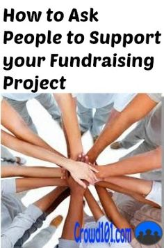 Learn how to ask for more than just money for your #fundraising project. Raise more money and get more support in #crowdfunding or non-profit fundraising. fundraising ideas, crowd fundraising, nonprofit fundraising #fundraising #crowdfunding