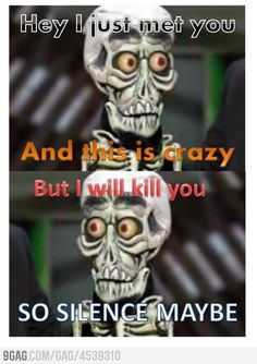 Achmed ~ Love Jeff Dunham