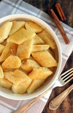 Fruit Recipes, Snack Recipes, Cooking Recipes, Yummy Eats, Yummy Food, Tasty, Polish Recipes, Sweet And Salty, Winter Food