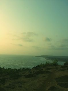 View from Vagatore(Shapora) Fort, Goa