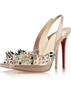 7d2dfd3ec700 Spikes make the perfect compliment to formal wear. Cheap Red Bottom Shoes