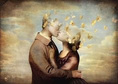 Poster | LOVER'S FAREWELL von Christian Schloe | more posters at http://moreposter.de