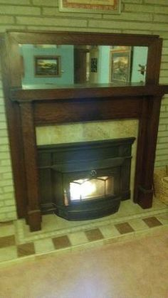 1000 Images About Fake The Funk With A Pre Fab Fireplace On Pinterest Vent Free Gas Fireplace