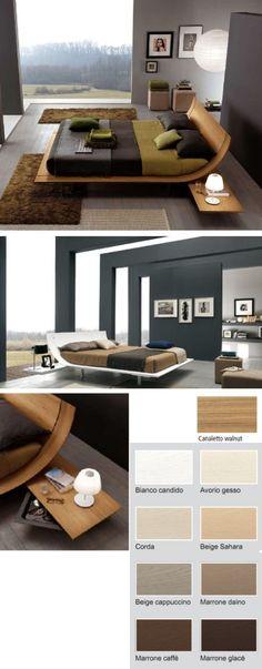 Wave Bed - italydesign.com