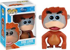 The Jungle Book - King Louie Pop! Vinyl Figure by Funko