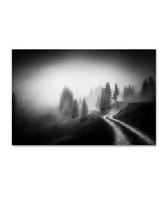 Trademark Global Nic Keller 'In The Mountains' Canvas Art - 47