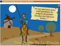 Don Quijote Interactivo