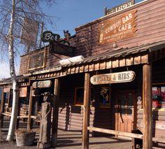 Cowboy Bar in Meeteetse Wyoming