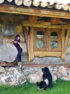 Log Cabins, Newfoundland, Log Homes, Construction, Outdoors, House, Madeira, Homes, Timber Homes