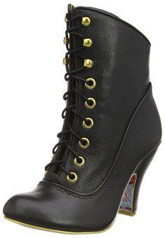 Irregular Choice Women's Firestar Ankle Boots