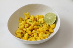 Cauliflower With Curry Butter Recipe - NYT Cooking